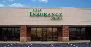 image of first insurance group office in richmond kentucky